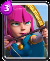archers clash royale