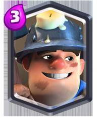 miner clash royale