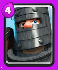 dark prince clash royale