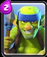 spear goblins clash royale