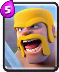 barbarians clash royale