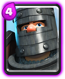 Clash Royale Arena 8 Deck - Bowler Double Prince Beatdown