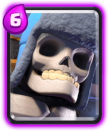 giant skeleton clash royale