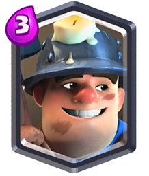 miner clash royale