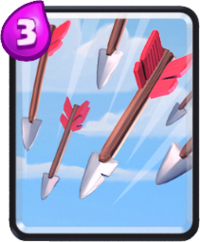 arrows clash royale