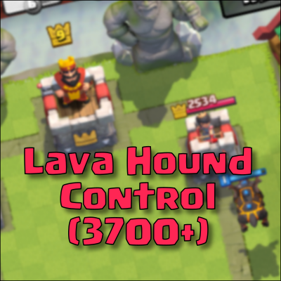 lava hound clash royale arena 9 deck