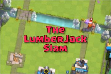 lumberjack arena 9 deck