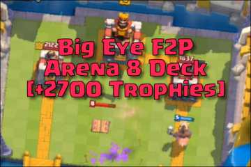 arena 8 deck best inferno tower