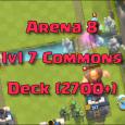 clash royale common cards deck