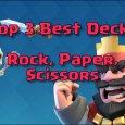 best clash royale decks