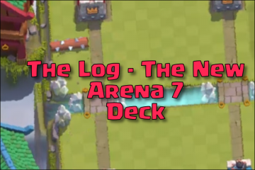 the log arena 7 deck