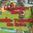 best clash royale legendary deck