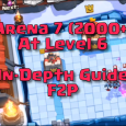 clash royale best level 6 deck