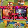 clash royale defense against giant
